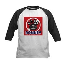 Dogs hate Romney! Tee