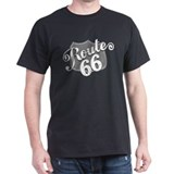 Route 66 Weatherboard T-Shirt