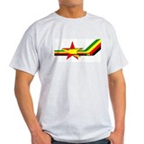 Unique Zimbabwe men T-Shirt