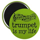 Trumpet Is My Life Music Magnet