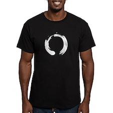 White Enso Circle - Zen T