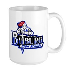 Bitburg High School Shop of Alumni Stuff Ceramic Mugs