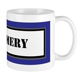 USS Emery Small Mug