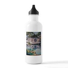 Tea house at Suzhou University Campus Water Bottle