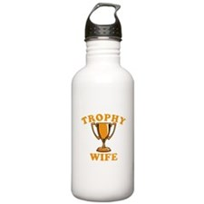 Trophy Wife 1 Water Bottle