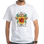Mallory Coat of Arms White T-Shirt