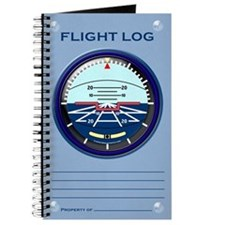 Artificial Horizon (blue) Journal