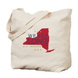 Wendy Long for New York Tote Bag