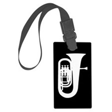 Fun Tuba Gift Luggage Tag