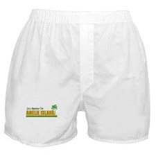 Unique Jacksonville Boxer Shorts