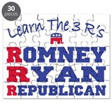 Romney Ryan Republican 2012 Puzzle