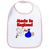 Made In England (Boy) Bib