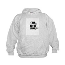 I RIG Whats your talent? Hoodie