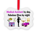MEDICAL ASSISTANT Ornament