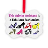 ADMIN ASST Ornament
