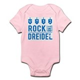 Cute Dreidel Infant Bodysuit