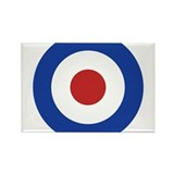 RAF Roundel Rectangle Magnet