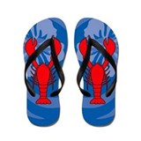 Lobster Flip Flops