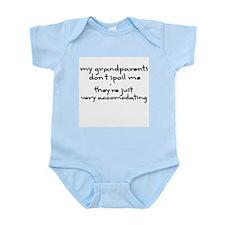 grandparentsdontspoil copy Body Suit