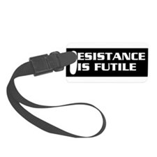 Resistance Luggage Tag