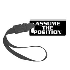 Position Luggage Tag