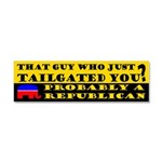 Republican Tailgater Car Magnet