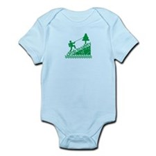 Don't Panic Climb to Safety Infant Bodysuit