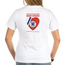 USCG Moms Division 2 T-Shirt