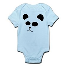 The Panda Infant Bodysuit