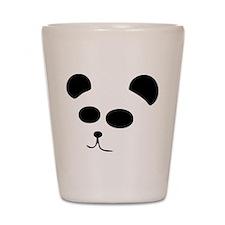 The Panda Shot Glass