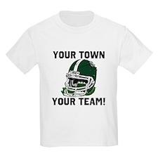 Helmet Green T-Shirt