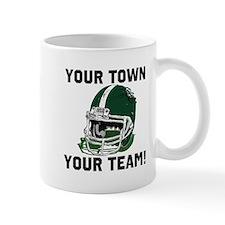Helmet Green Mug