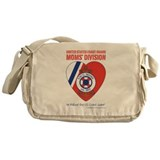 USCG Moms Division Messenger Bag