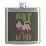 Art Of Fur Logo Large.jpg Flask