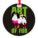 Art Of Fur Logo Large.jpg Ornament