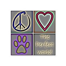 "CafepressShopDesigns4-1.jpg Square Sticker 3"" x 3"""