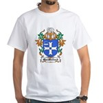 MacMullock Coat of Arms White T-Shirt