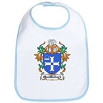MacMullock Coat of Arms Bib