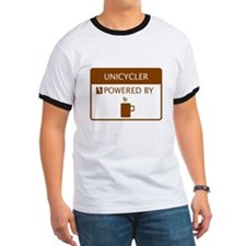 Unicycler Powered by Coffee T