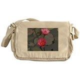 Lillies Messenger Bag