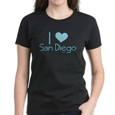 I heart San Diego Tee