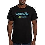Geek Lawyers Shirt Men's Fitted T-Shirt (dark)