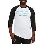 Geek Lawyers Shirt Baseball Jersey