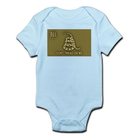 OD III Infant Bodysuit