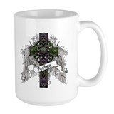 Forbes Tartan Cross Mug