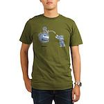 Bop! Organic Men's T-Shirt (dark)