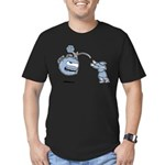 Bop! Men's Fitted T-Shirt (dark)