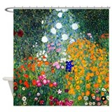 Klimt Shower Curtain