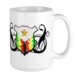 Dzimba Shield Mug