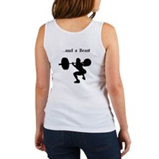 beauty and a beast Women's Tank Top